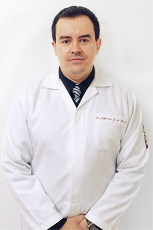 Dr. Jefferson Alfredo de Barros - Dermatologista